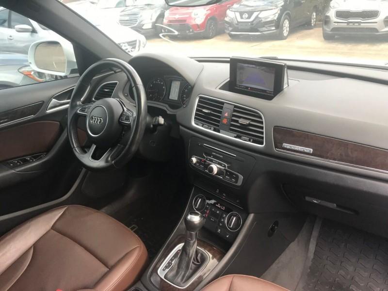 Audi Q3 2016 price $22,000