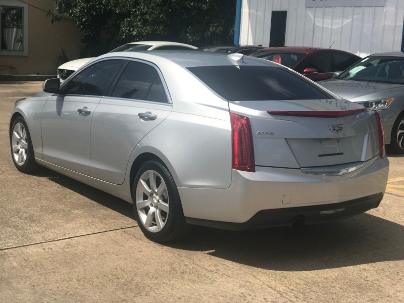 Cadillac ATS 2016 price $19,995
