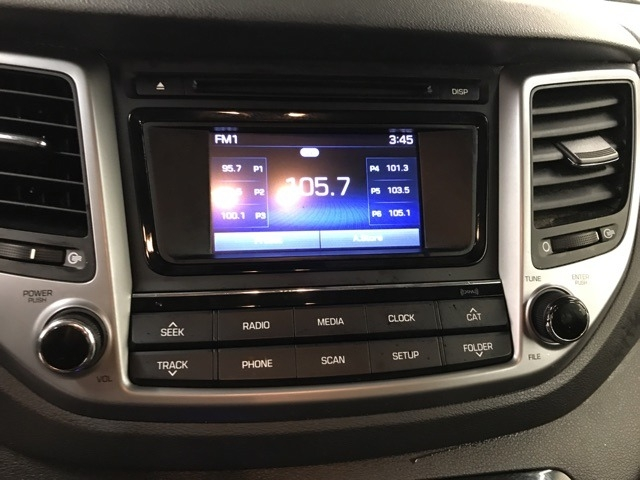 Hyundai Tucson 2016 price $18,999