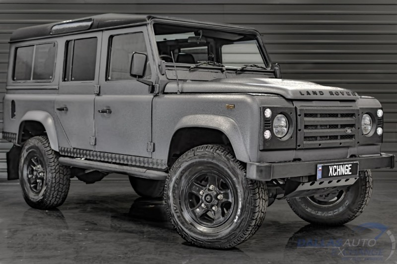 Land Rover Defender 1990 price $49,989