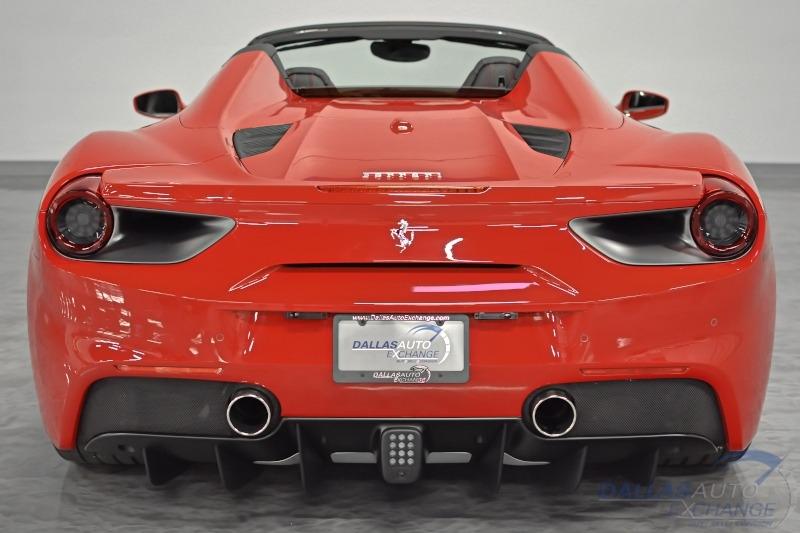 Ferrari 488 Spider 2016 price $299,989