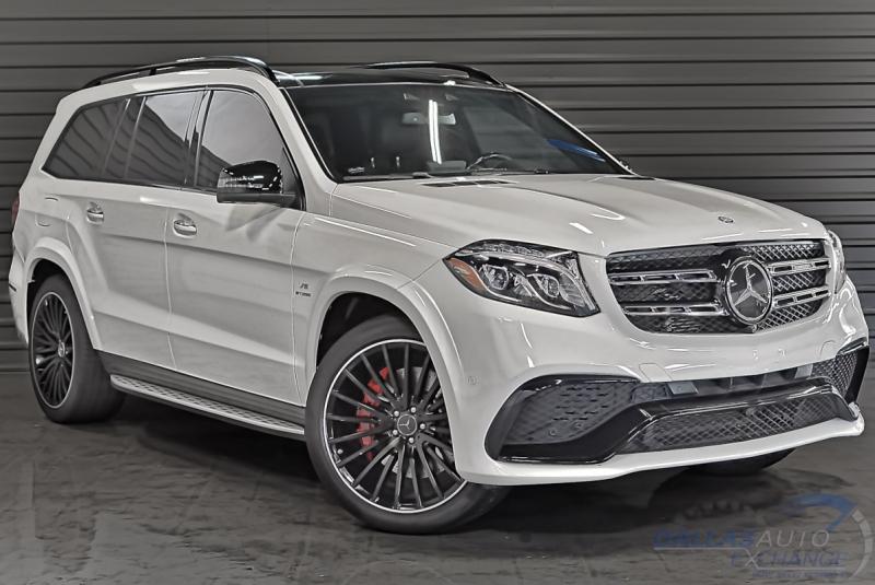 Mercedes-Benz GLS 2017 price $69,989