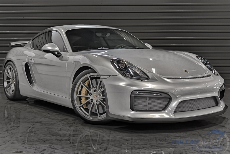 Porsche Cayman 2016 price $106,989