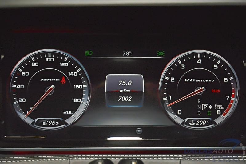Mercedes-Benz S63 AMG 2015 price $89,989