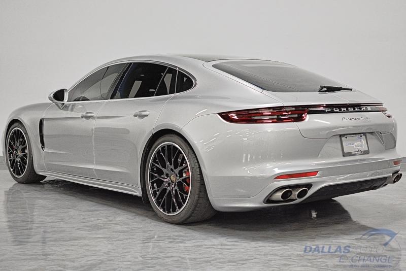 Porsche Panamera 2017 price $103,989
