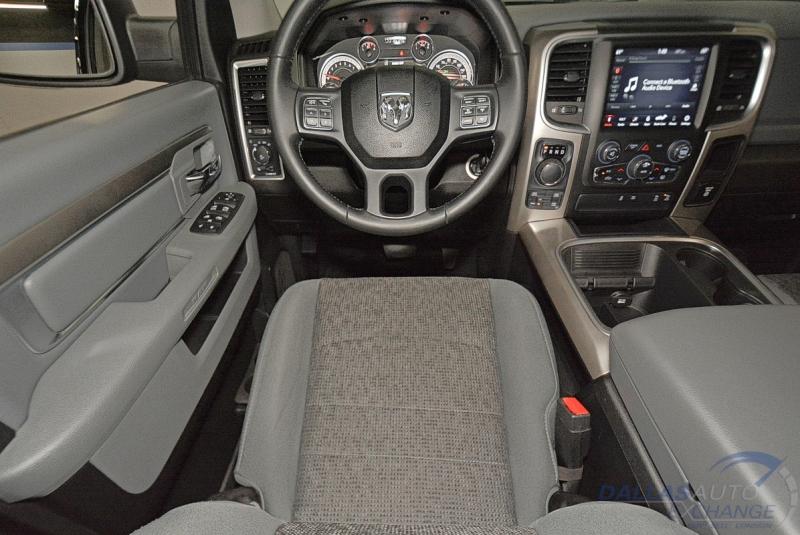 RAM Classic Big Horn Crew Cab 4X4 2019 price $35,989