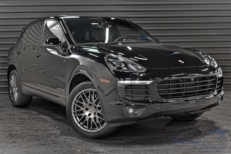 Porsche Cayenne 2017 price $44,989
