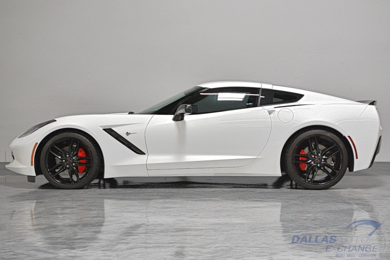 Chevrolet Corvette 2016 price $49,989