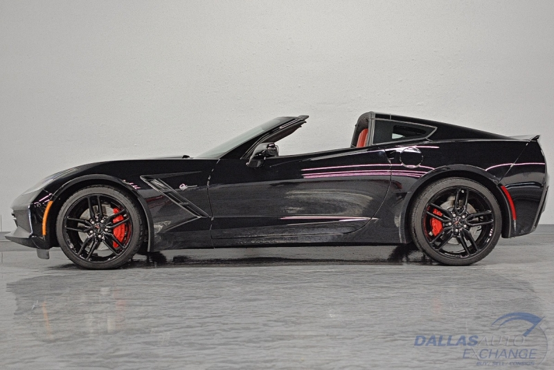 Chevrolet Corvette 2016 price $61,989
