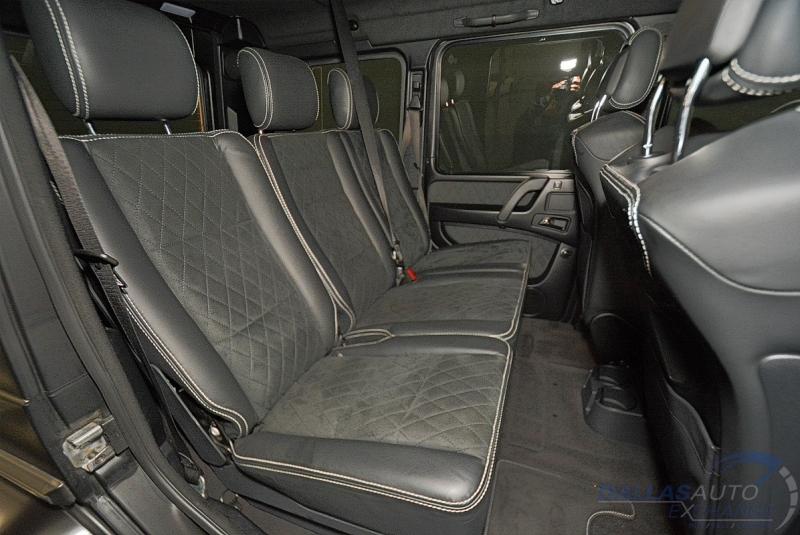 Mercedes-Benz G-Class 2017 price $234,989