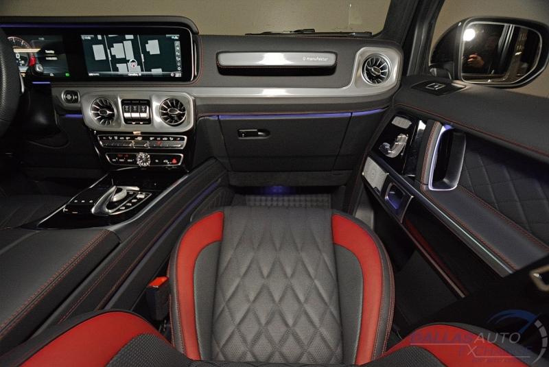Mercedes-Benz G-Class 2020 price $218,989