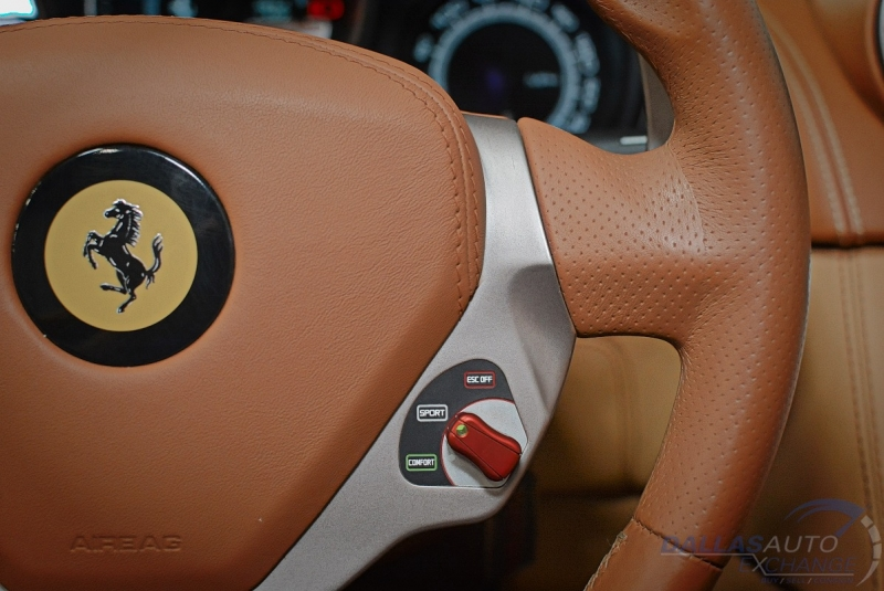Ferrari California 2012 price $124,989