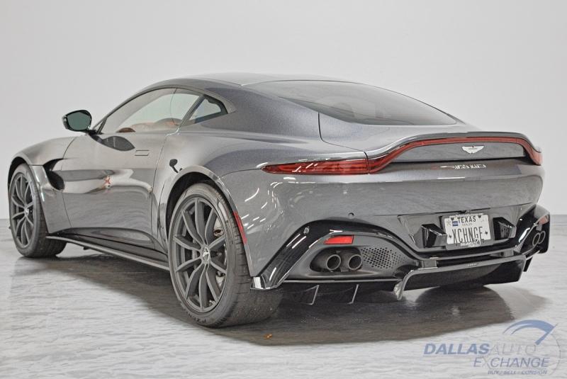 Aston Martin Vantage 2020 price $144,989
