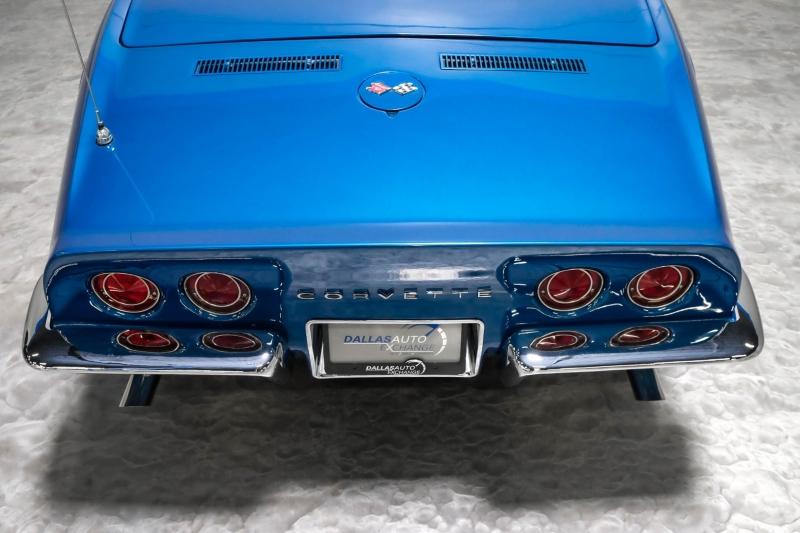Chevrolet Corvette 1968 price $104,989