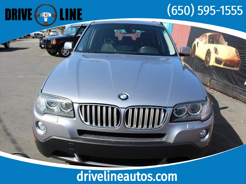 BMW X3 2007 price $7,985