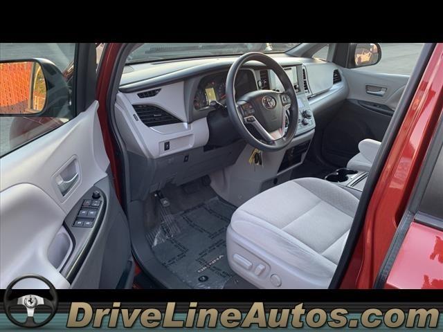 Toyota Sienna 2015 price $24,799