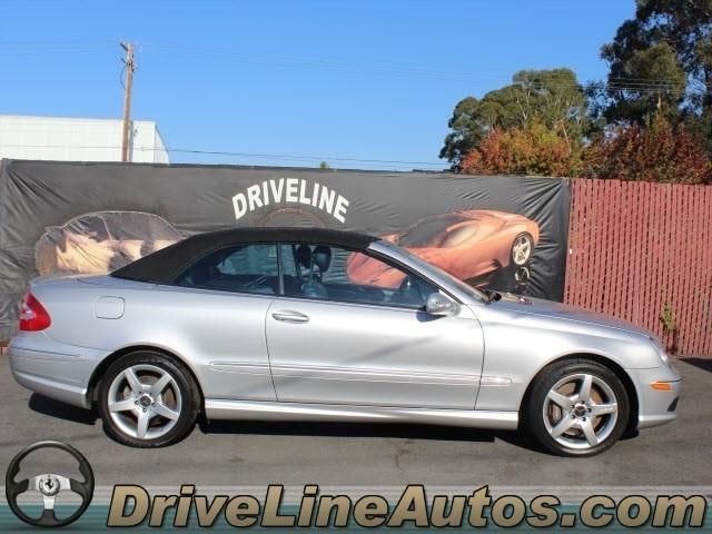 Mercedes-Benz CLK 2005 price $9,999