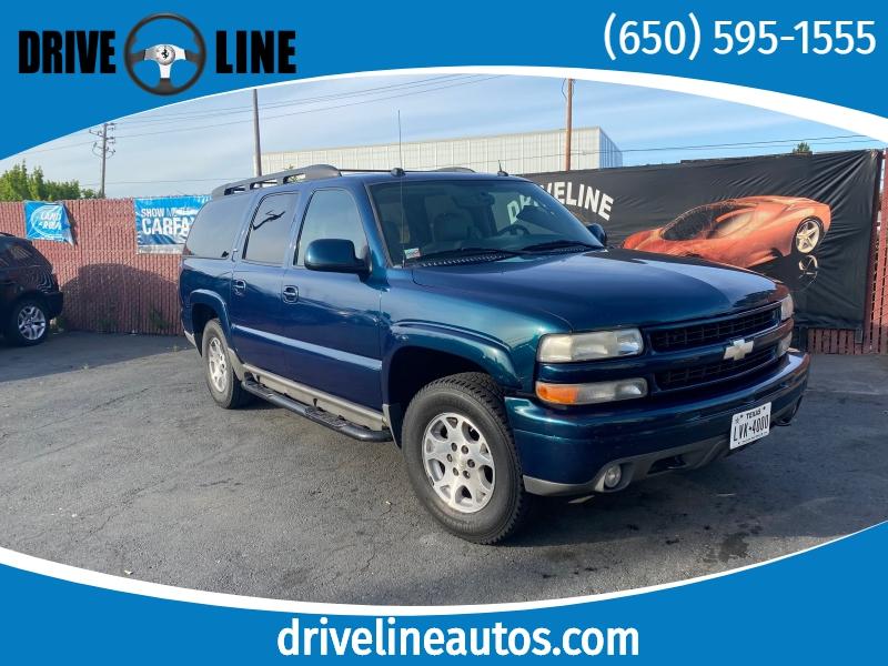 Chevrolet Suburban 2005 price $3,999