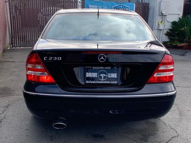 Mercedes-Benz C-Class 2006 price $7,999