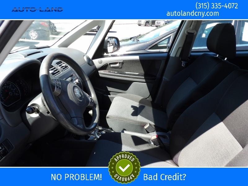 Suzuki SX4 2008 price $6,995