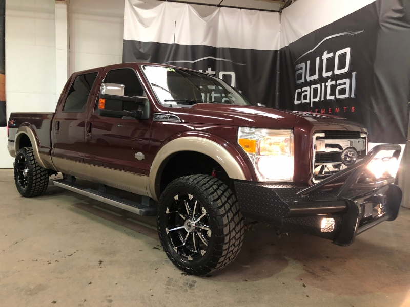 Ford Super Duty F-250 2011 price $31,590