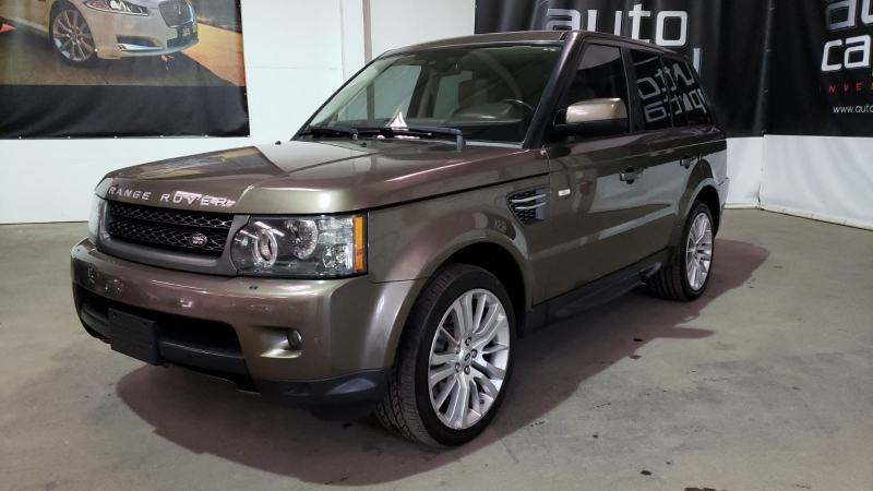 Land Rover Range Rover Sport 2011 price $15,755
