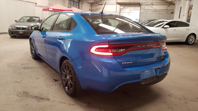 Dodge Dart 2016 price $10,590