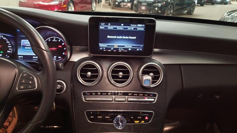 Mercedes-Benz C-Class 2016 price $20,500