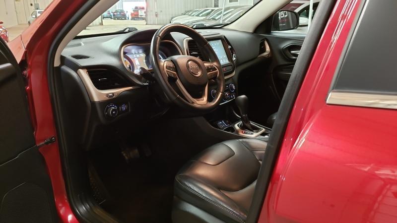 Jeep Cherokee 2017 price $14,490