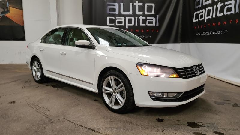 Volkswagen Passat 2014 price $9,790