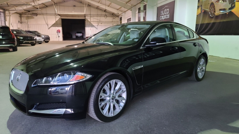 Jaguar XF 2013 price $14,868