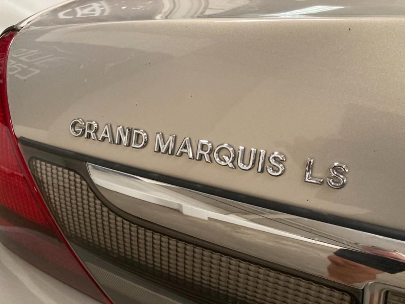 Mercury Grand Marquis 2009 price $8,990