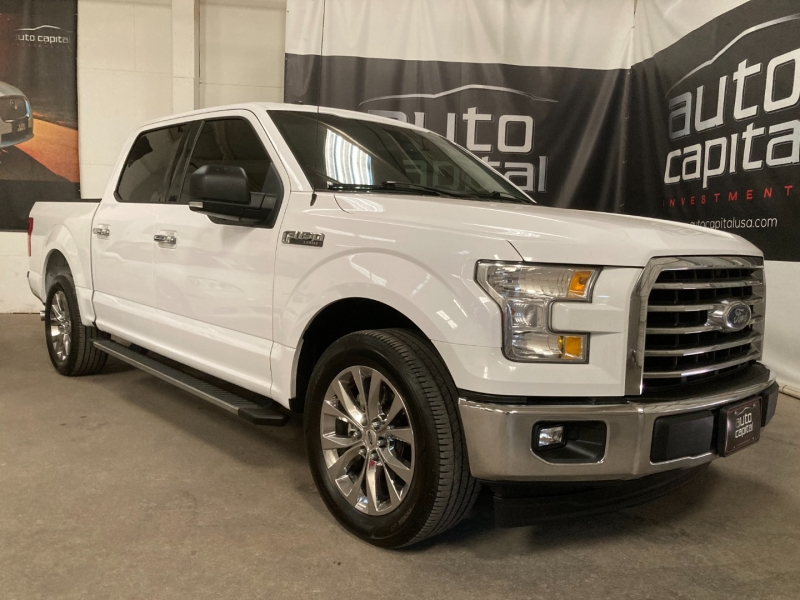 Ford F-150 2017 price $23,990