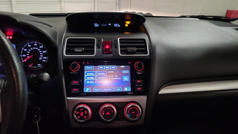 Subaru XV Crosstrek 2015 price $11,490