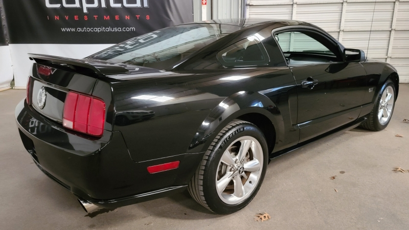 Ford Mustang 2007 price $10,590