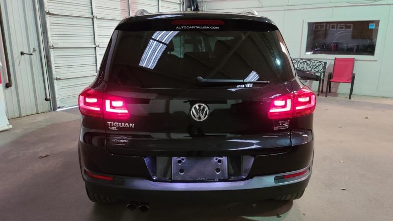 Volkswagen Tiguan 2016 price $14,490