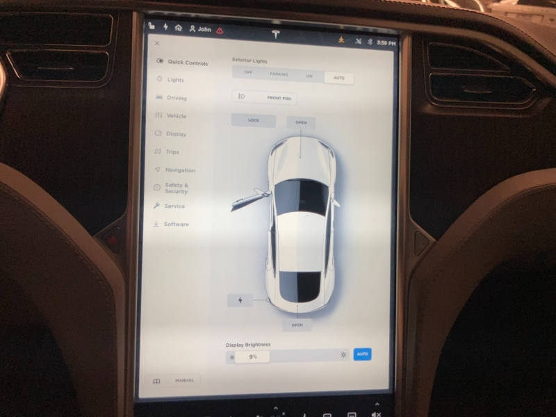 Tesla Model S 2013 price $29,490