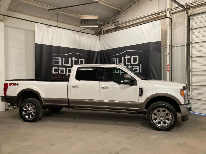 Ford Super Duty F-350 SRW 2018 price $62,990