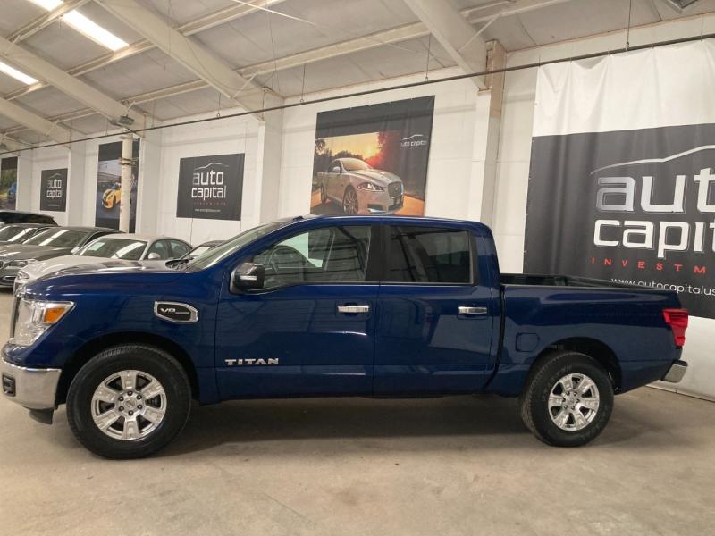 Nissan Titan 2017 price $24,990