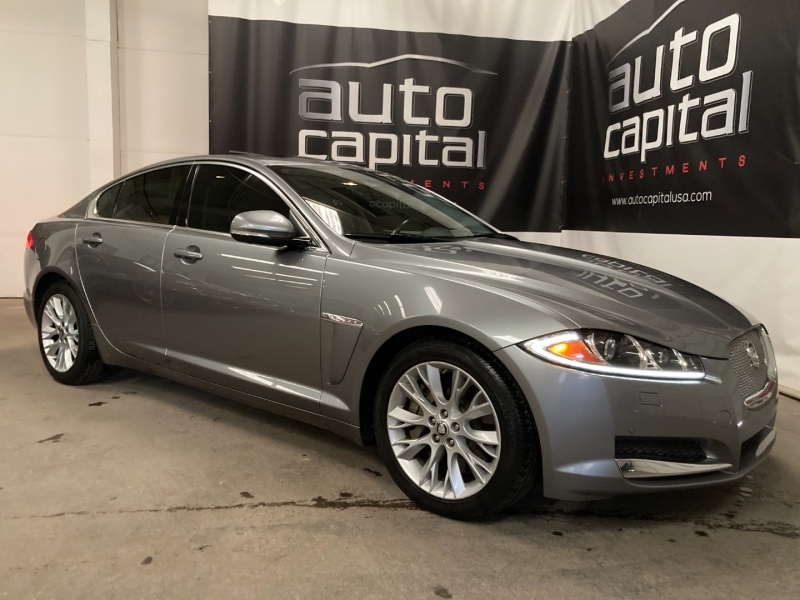 Jaguar XF 2013 price $14,990
