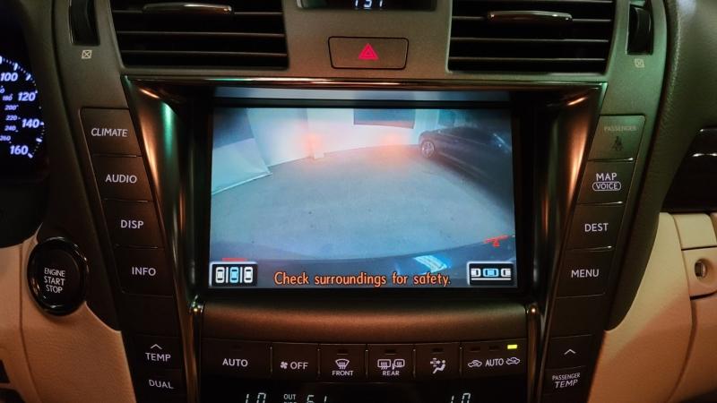 Lexus LS 460 2008 price $13,990