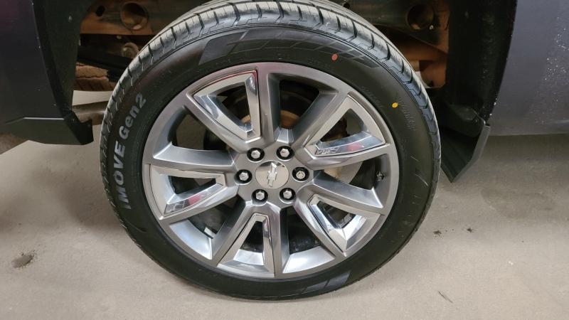 Chevrolet Silverado 1500 2018 price $43,490