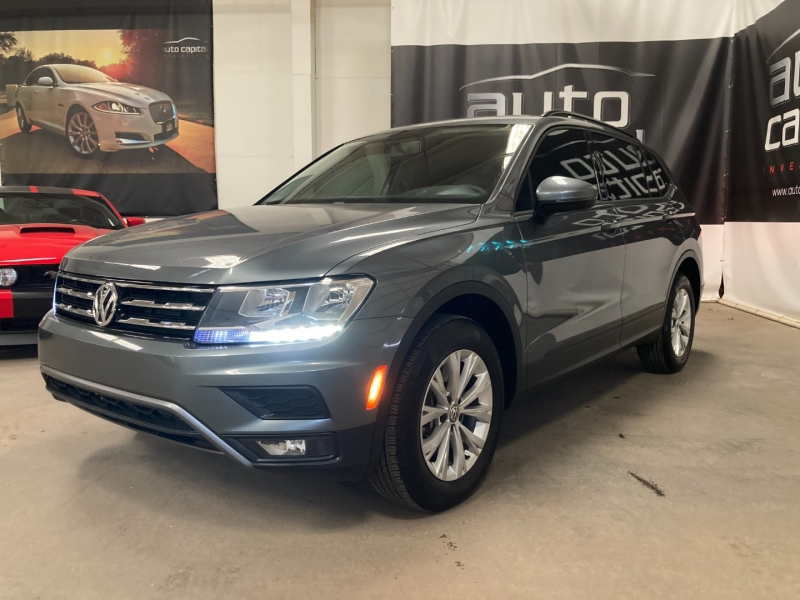 Volkswagen Tiguan 2018 price $20,990