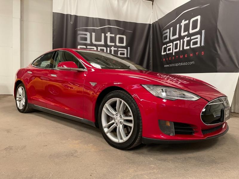 Tesla Model S 2013 price $30,990