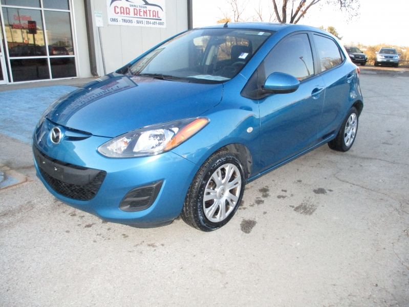 Mazda Mazda2 2012 price Call for Price