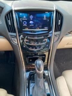 Cadillac ATS Sedan 2017 price Call for Price