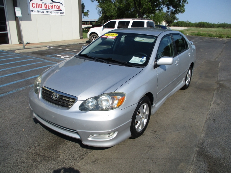 Toyota Corolla 2007 price Call for Price