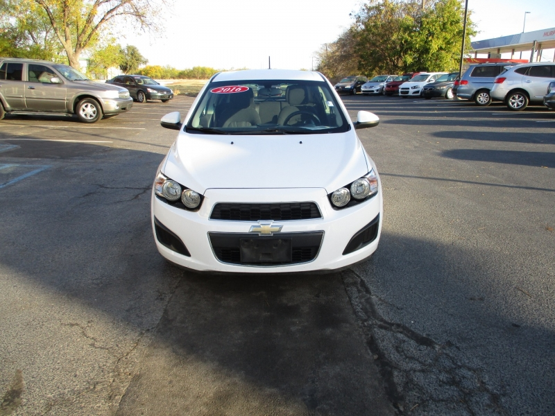 Chevrolet Sonic 2016 price Call for Price