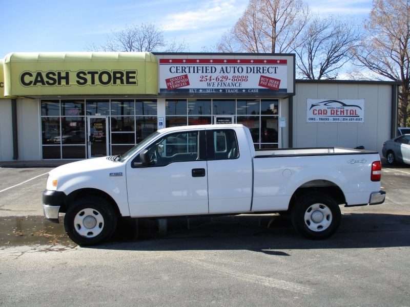Ford F-150 2005 price Call for Price