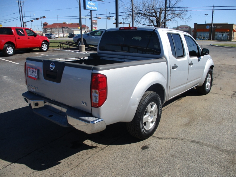 Nissan Frontier 2007 price Call for Price
